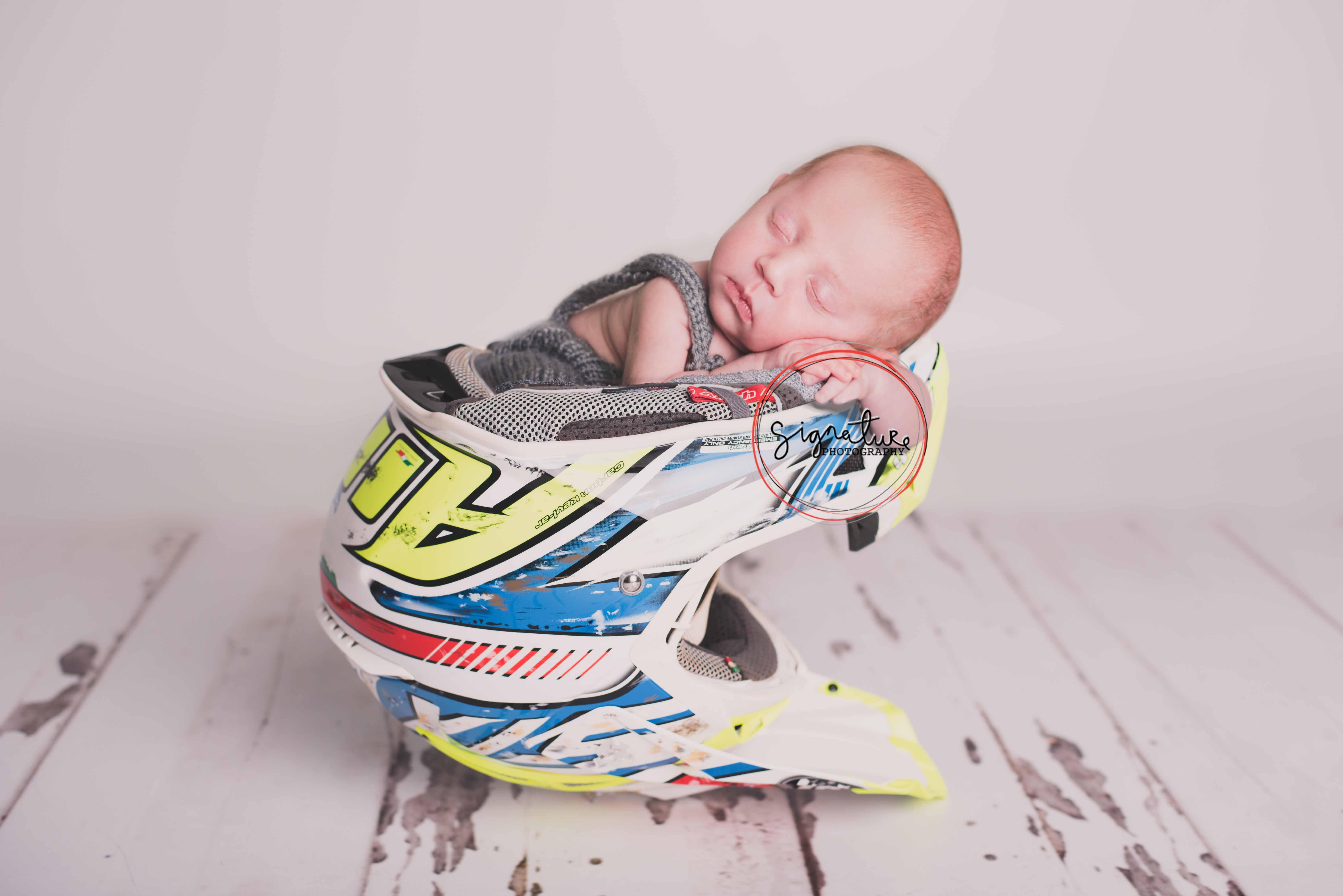 Baby Photo Shoot: Little Lucas