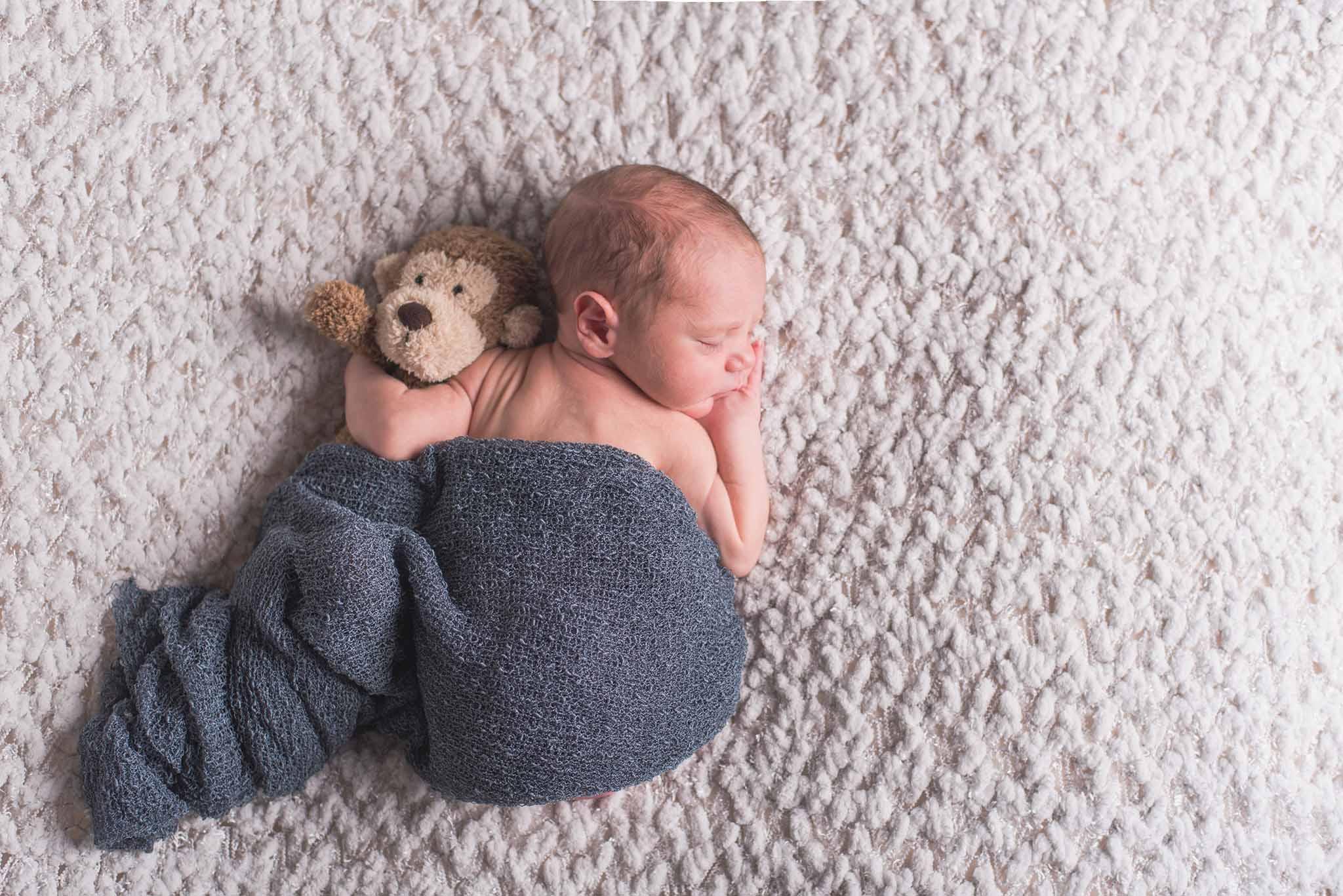 Baby Pip's newborn session: Louth newborn photographer