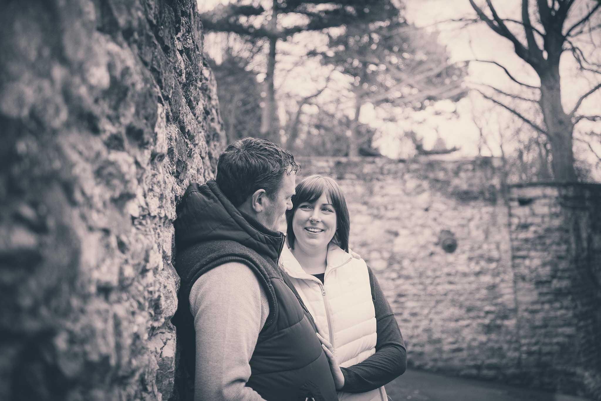 Lizzie & Darren {Lincoln Pre Wedding Photography Shoot}