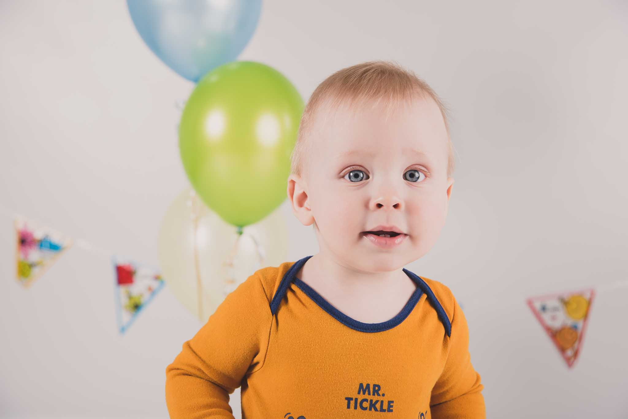 5 Fun Ideas to Celebrate Baby's 1st Birthday