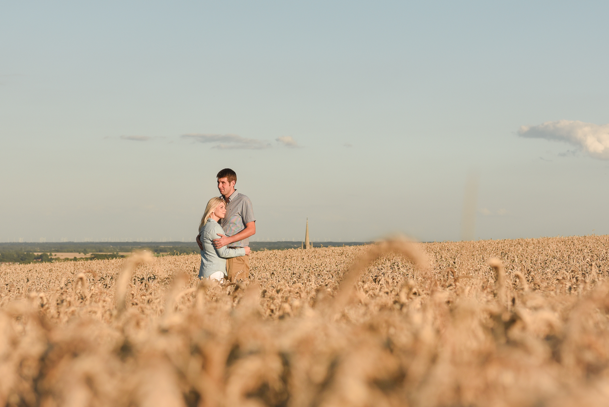 Hollie & Ross {Louth Pre Wedding Photography Shoot}