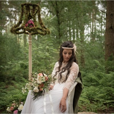 Dreamy Woodland Lincolnshire Wedding
